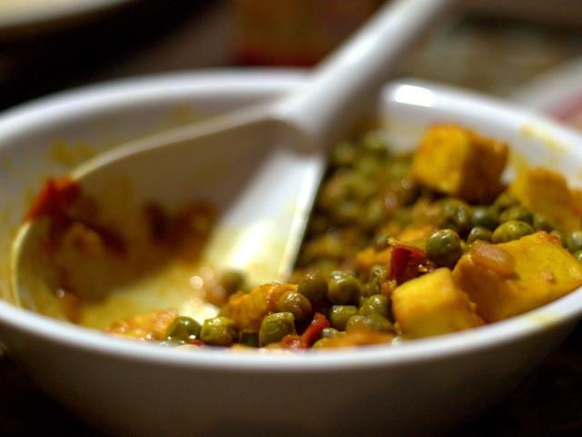 Tibetan-Indian Cuisine