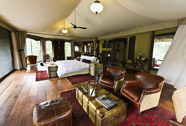 dani blanchette, kenya, safari, africa, glamping, room,