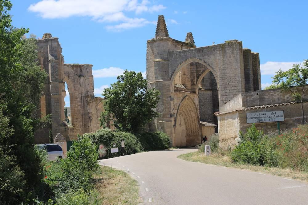 camino ruins