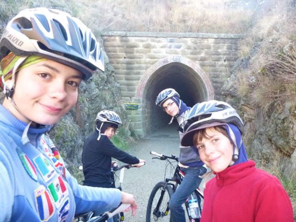teens Otago Central Rail Trail (Hannah) 3
