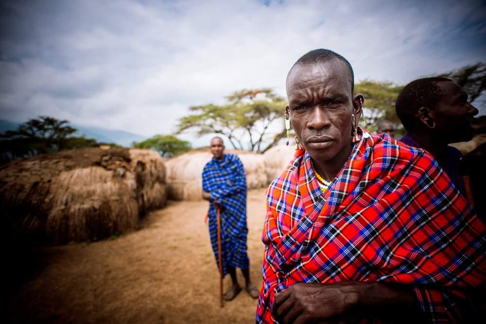 photo safari masai