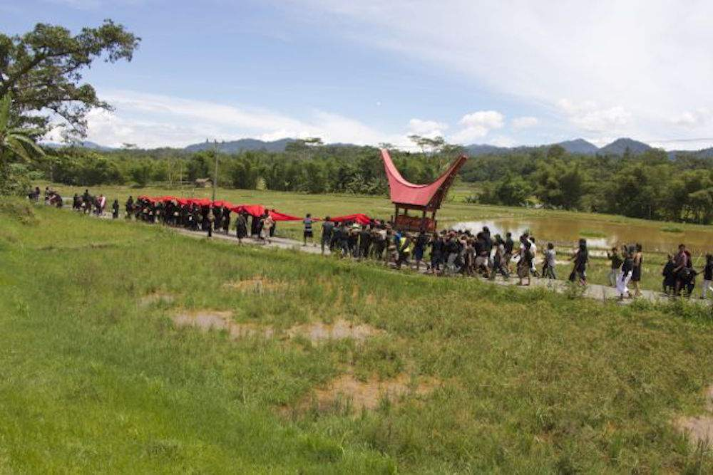 tana Procession