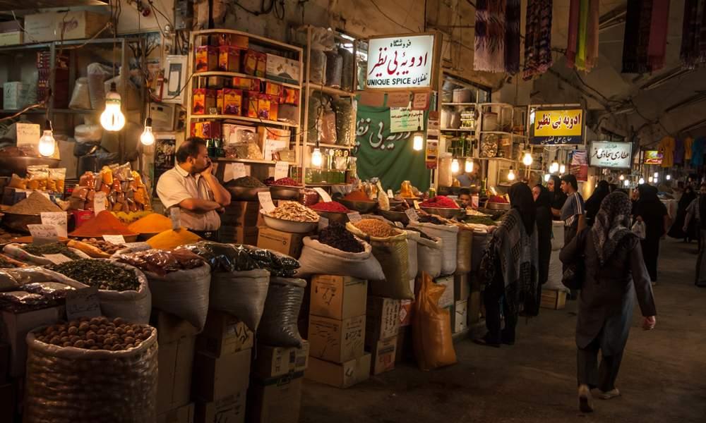 Spice market - IRan