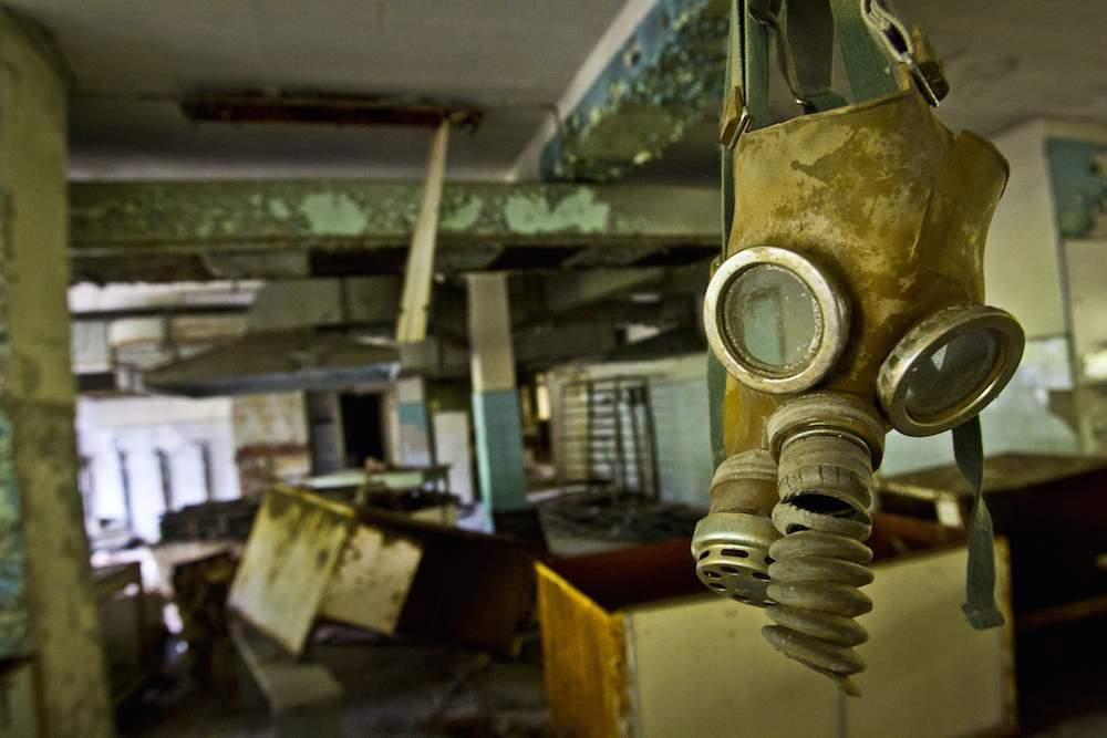 Chernobyl by Liukov Shutterstock