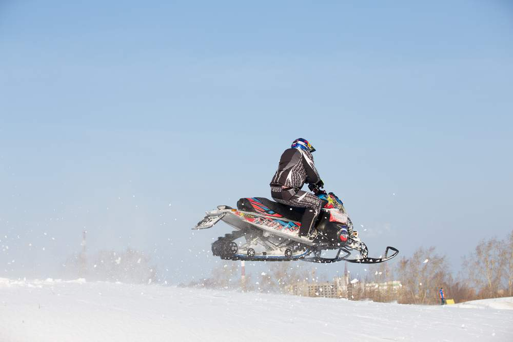transportation-snowmobile