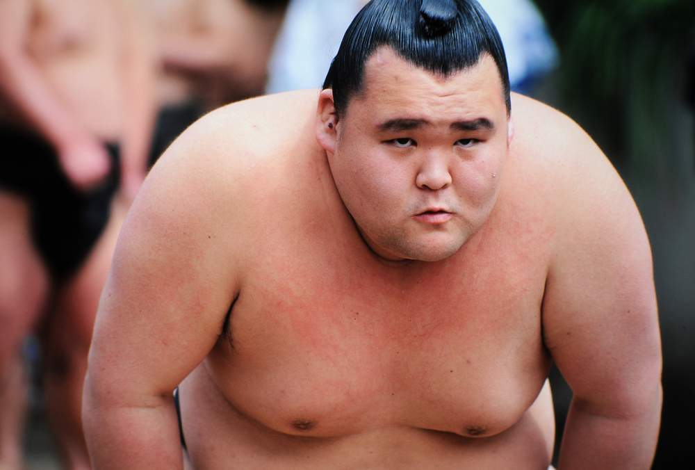 Body image-sumo