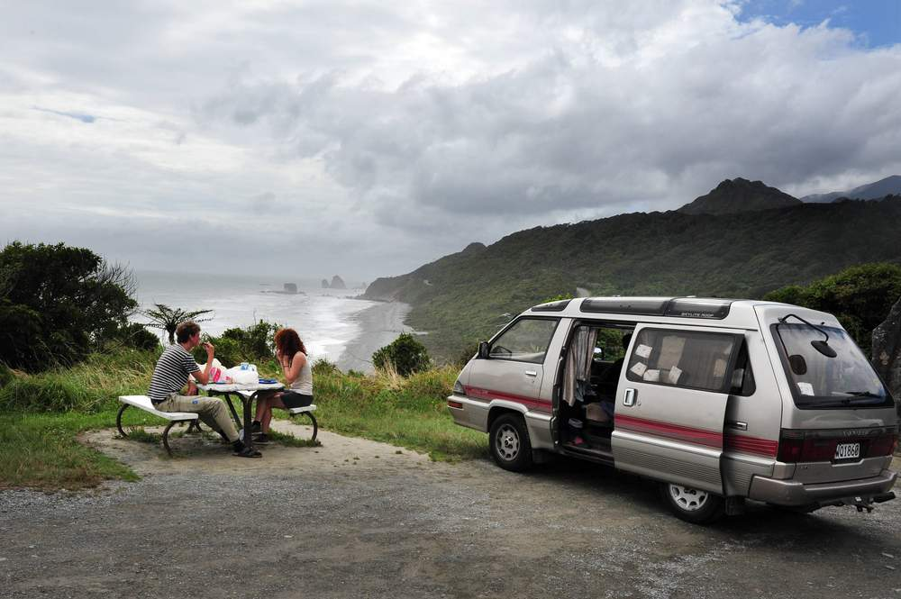 Camper-Vanning New Zealand
