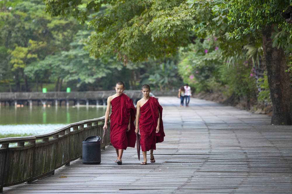 Myanmar: Where to Go & What to Do