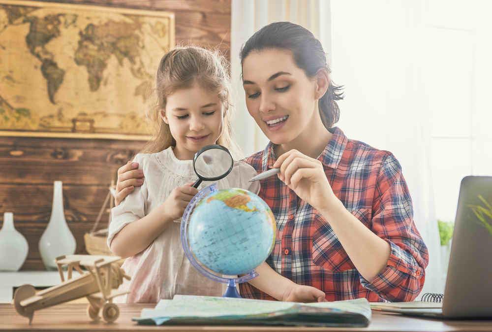 family education mom