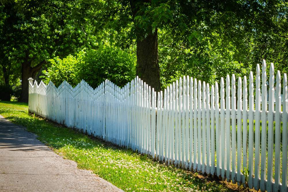going home, fences, limits