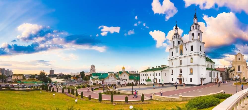 Capital, Belarus