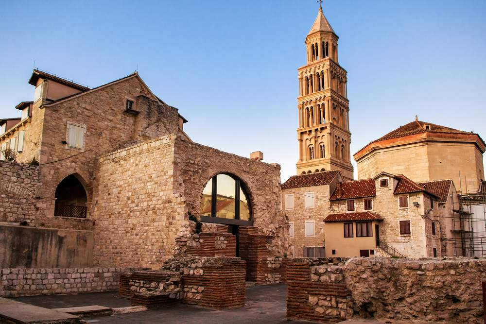 Church, Split, Croatia