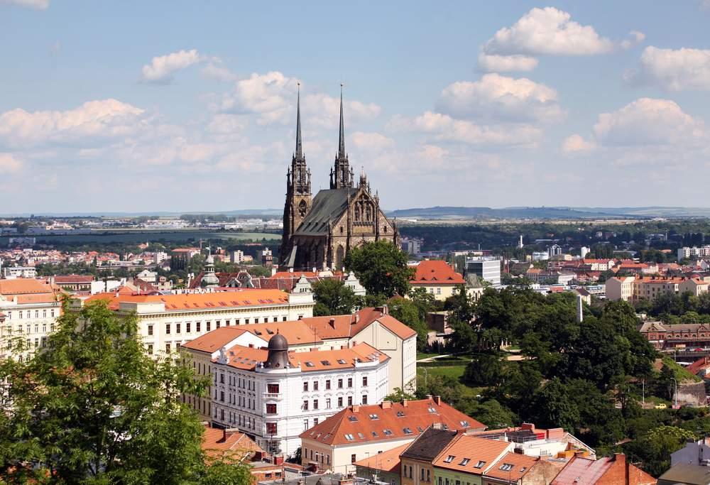 Brno Cathedral, Brno, Czech Republic