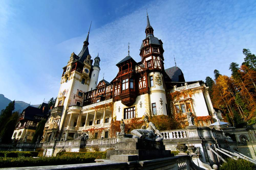 8 Spectacular Locations in Romania Worth Discovering Up Close