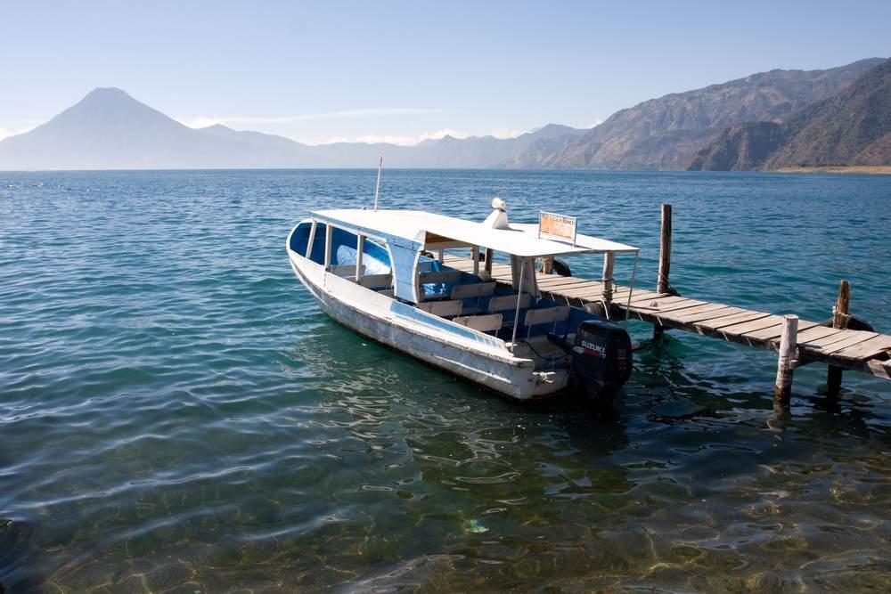 Boats on Lake Aitlan