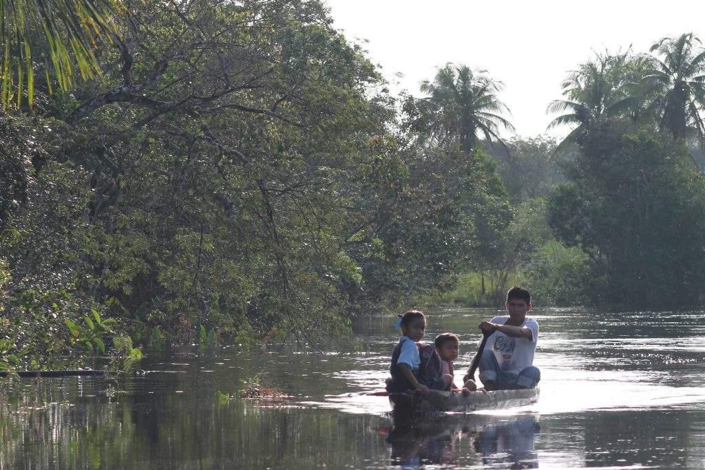 Family Travel in Guyana