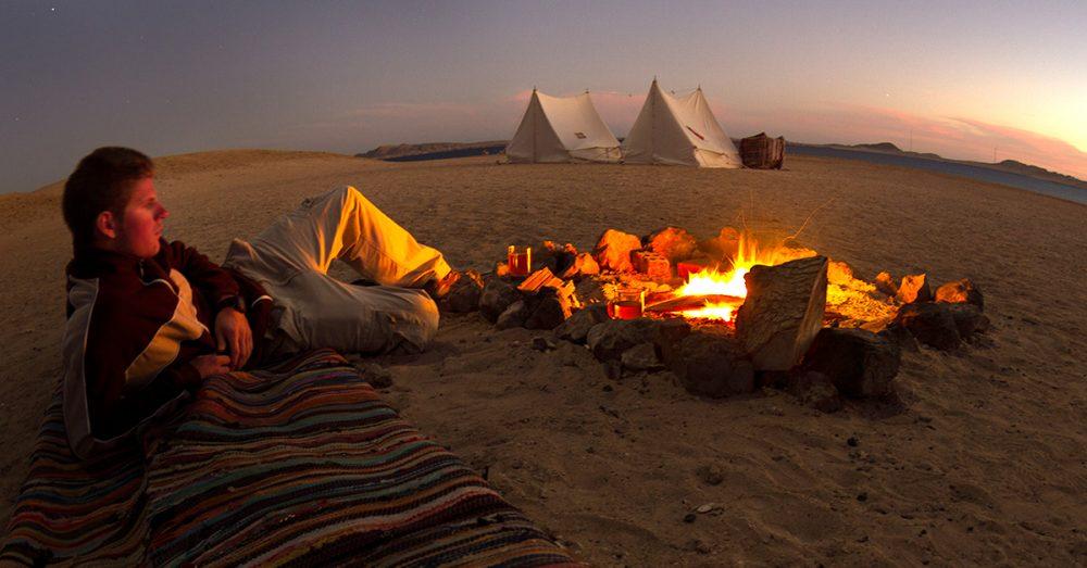 Travel to Egypt for free with BootsnAll and World Nomads