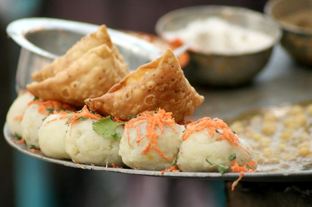 Street food, safe in India?
