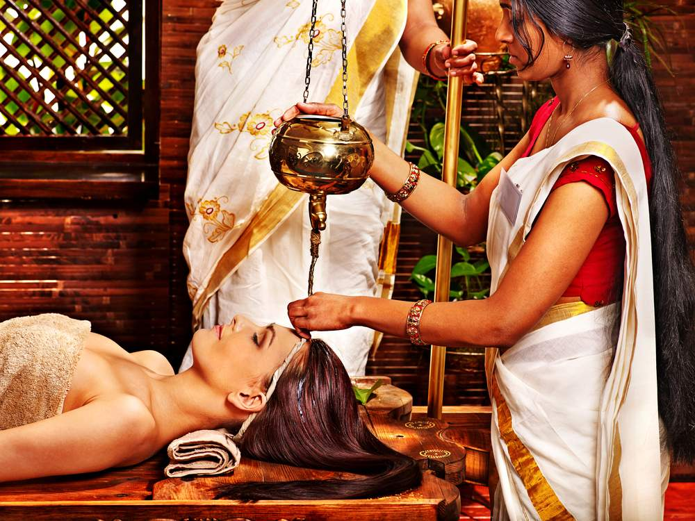 Spa treatments-pamper yourself in India