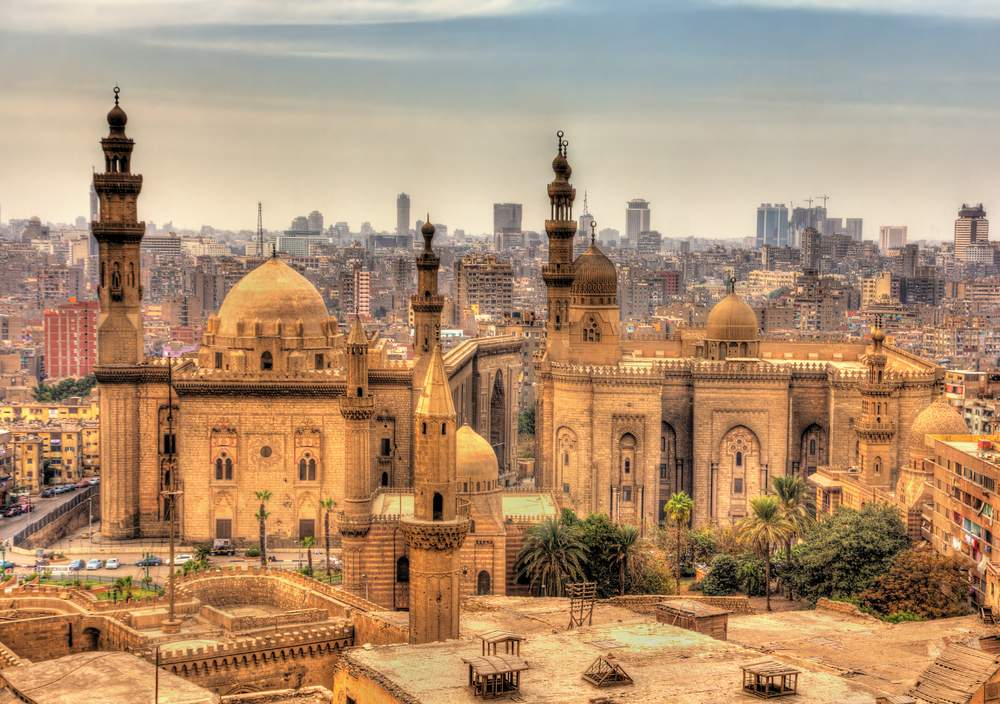 El Cairo, Egypt is easy to fall in love with