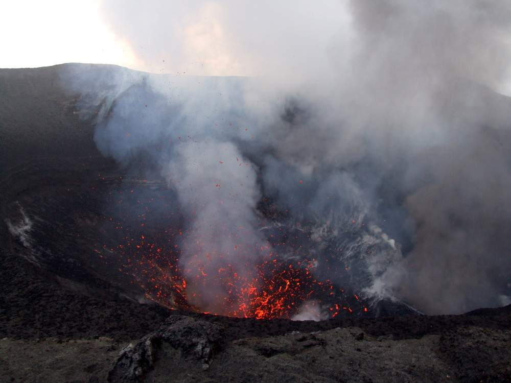 12 of the Most Active Volcanoes in the World