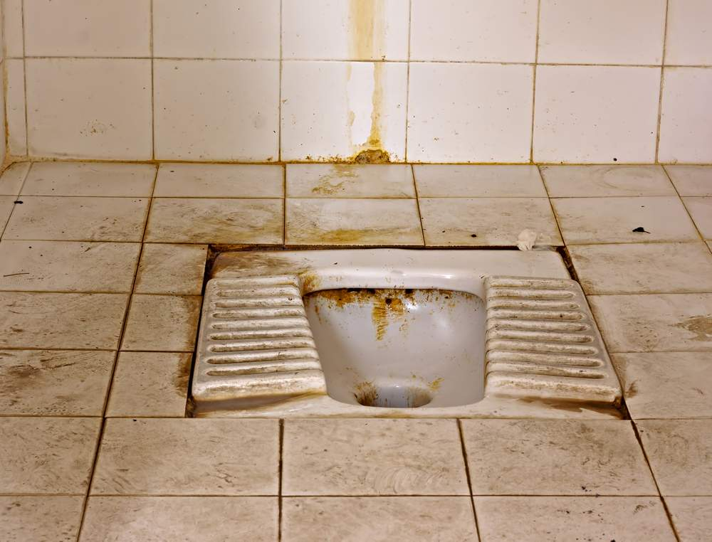 Squat toilets aren't so bad