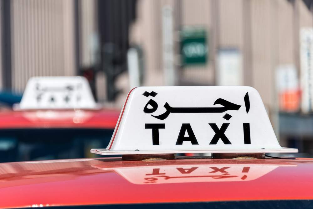 taxi in Cairo