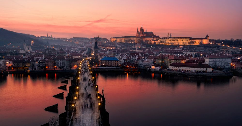 See Central Europe for free with Trip or Treat
