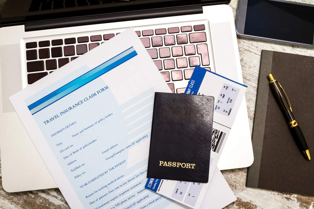 Travel Insurance--even ex-soldiers use it