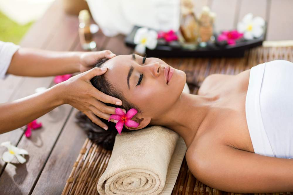 pamper yourself to lift your mood