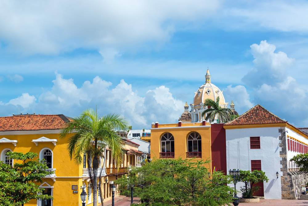 Cartagena's Old Town