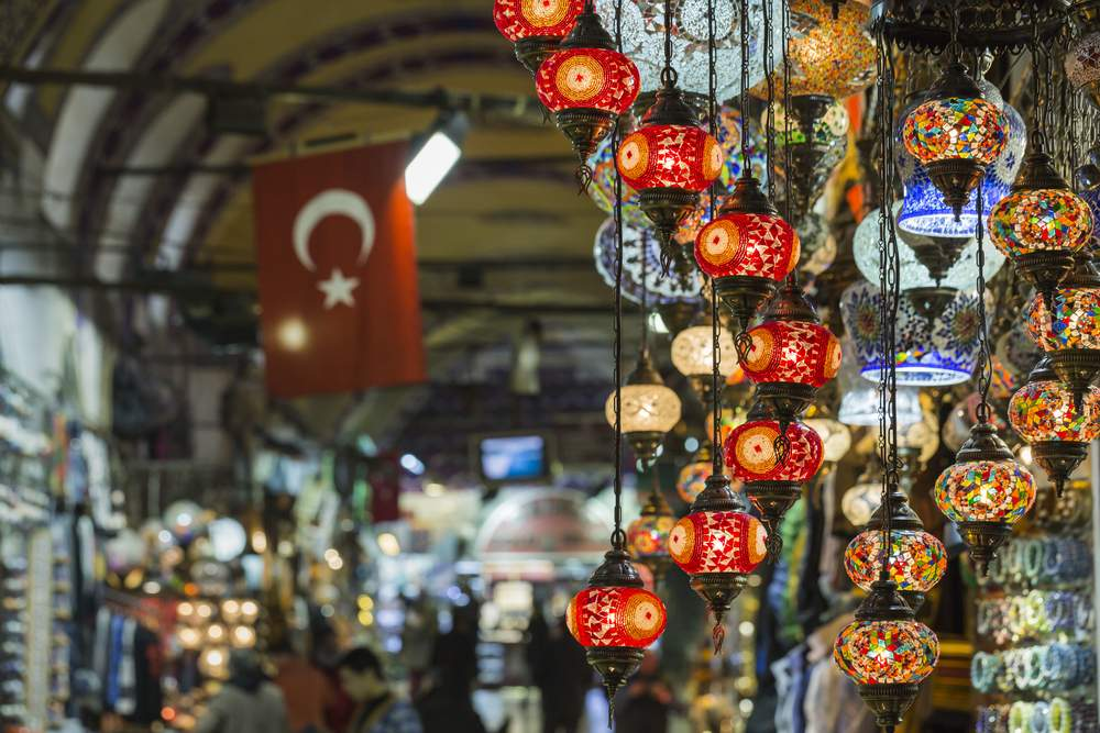 A stopover in Istanbul: your chance to see the Grand Bazaar
