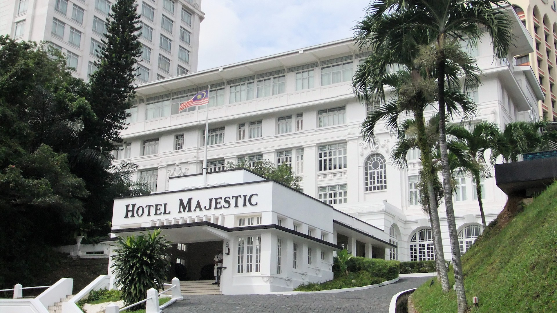 The Majestic Hotel and The Top 7 Things to Do in Kuala Lumpur