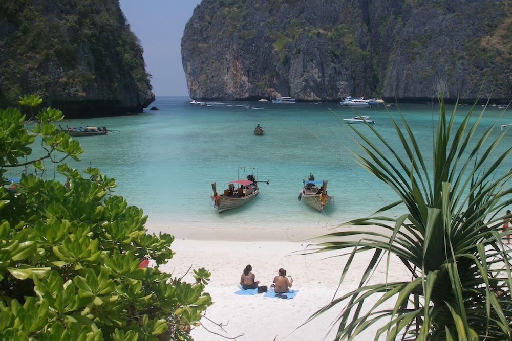 Ko Phi Phi Leh by Flickr/Vyacheslav Argenberg